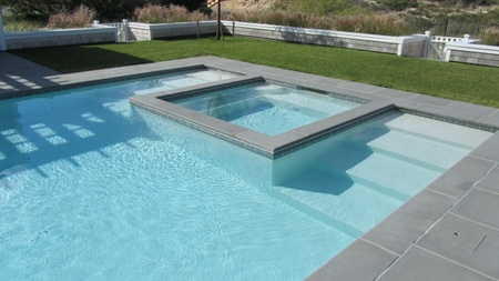 ... Spa Nantucket Pool ...